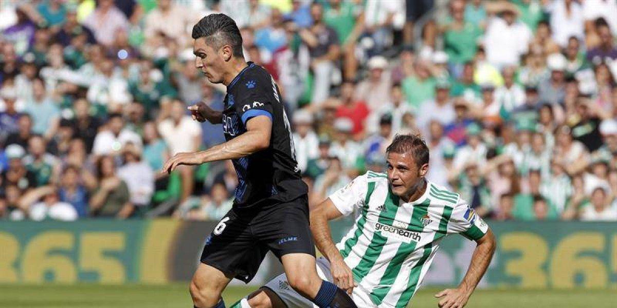 Guillermo Maripán fue titular en nueva derrota de Alavés que se hunde en la Liga