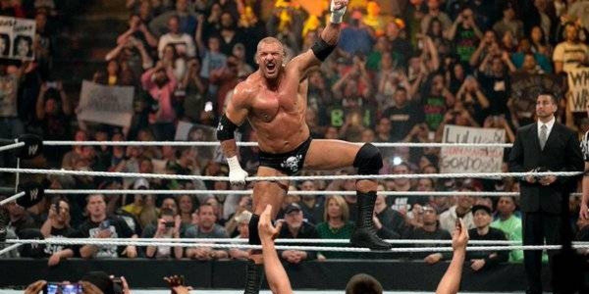 Triple H viaja a Chile para participar en el evento de Smack Down