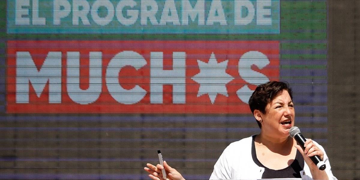 Beatriz Sánchez presenta su programa de Gobierno: tiene cinco ejes claves y costará US$13.400 millones