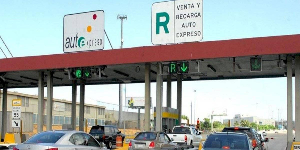DTOP anuncia reinicio de multas por infracciones a peajes de AutoExpreso