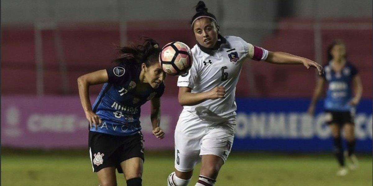 Colo Colo perdió una dramática final de la Libertadores femenina