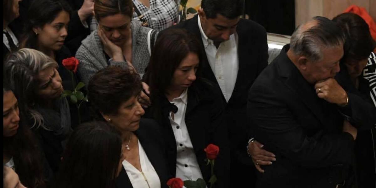 Con dolor e indignación se despiden del hijo del empresario Rolando Pineda Lam