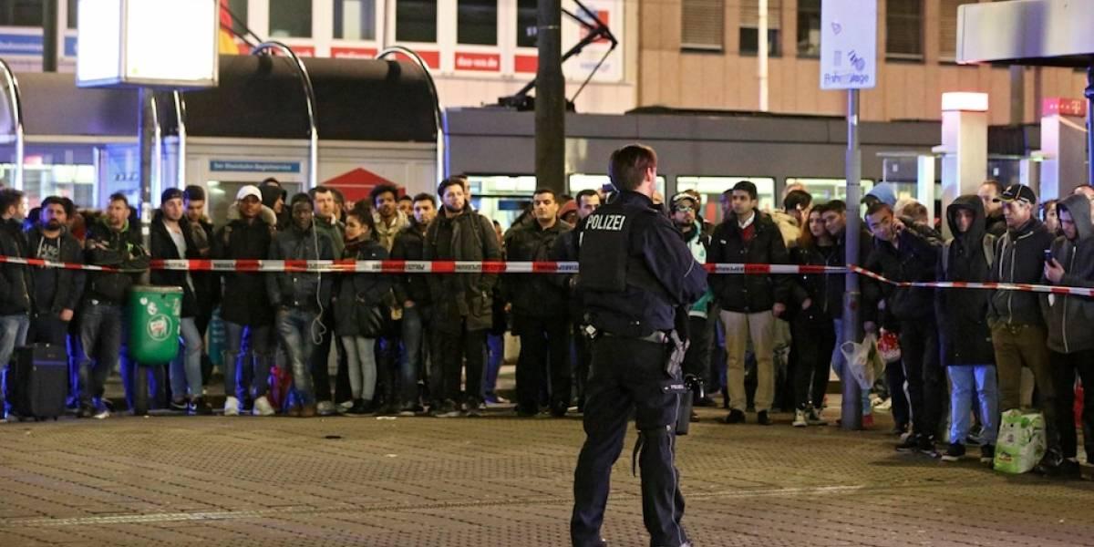 Al menos cinco heridos en un ataque con cuchillo en Alemania
