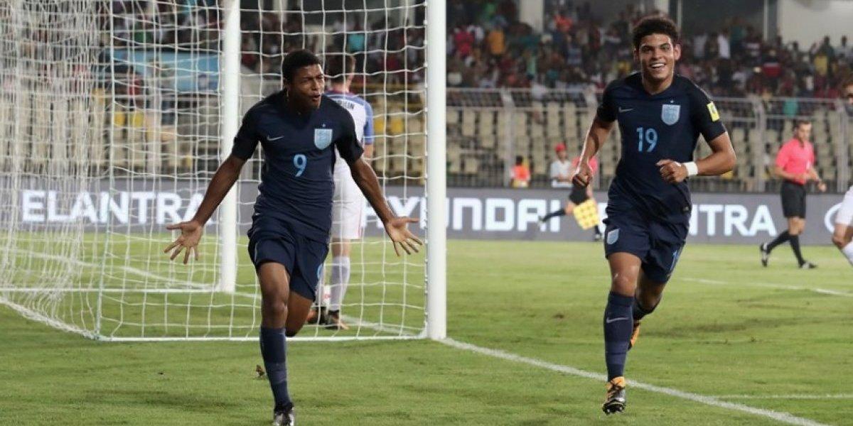 Inglaterra y Mali son los primeros semifinalistas del Mundial sub 17