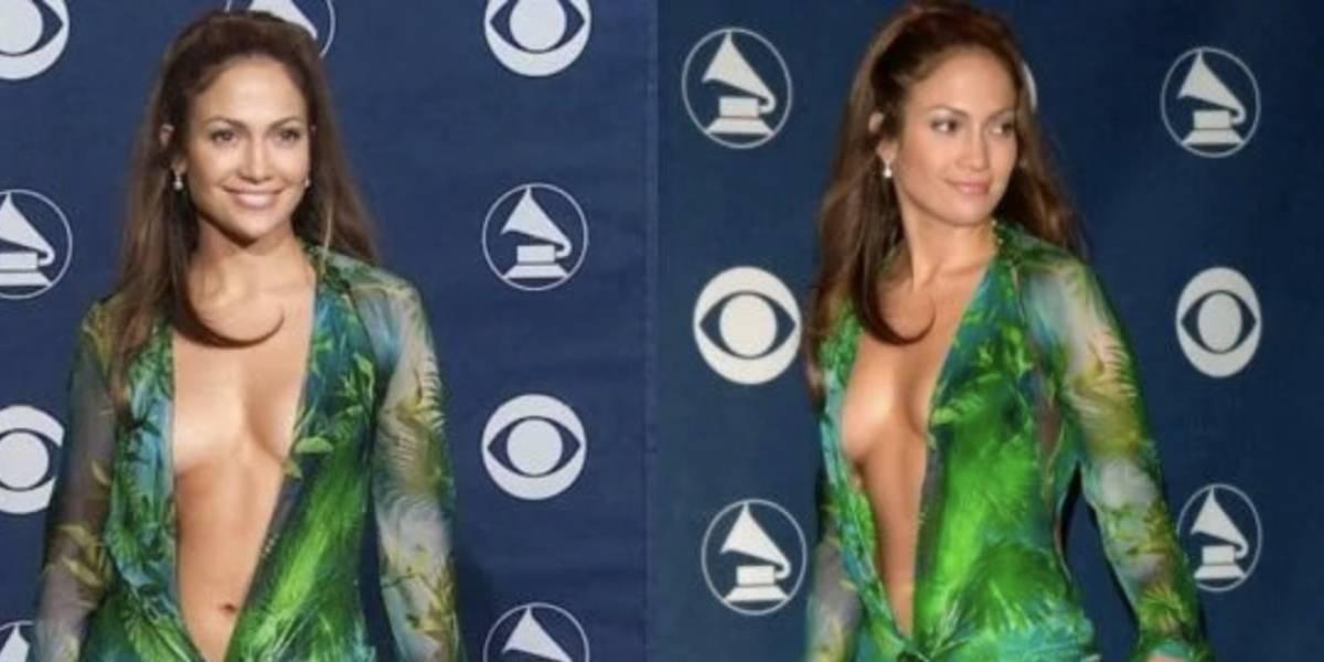 Rebecca de Alba sorprende a seguidores Jennifer López con curioso detalle