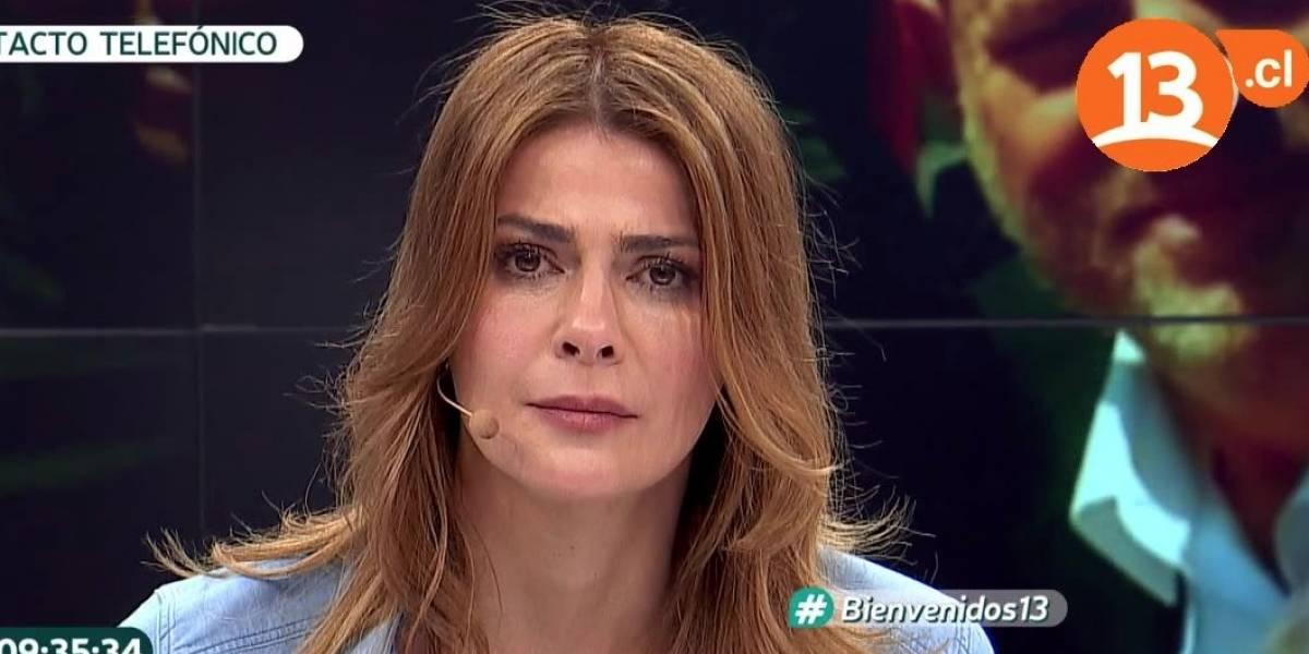 Tonka Tomicic asegura que hay un acosador de mujeres en la TV chilena