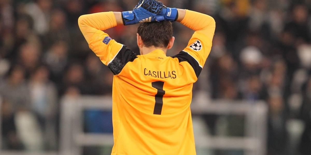 DT de Porto niega indisciplina de Casillas, pero lo vuelve a mandar a la banca