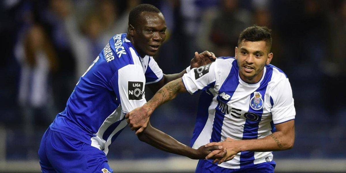 VIDEO: 'Tecatito' Corona contribuye en goleada con el Porto