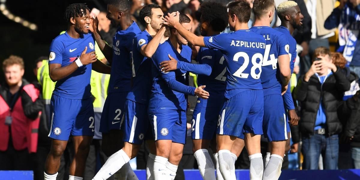 Chelsea vuelve a la senda del triunfo en un partidazo