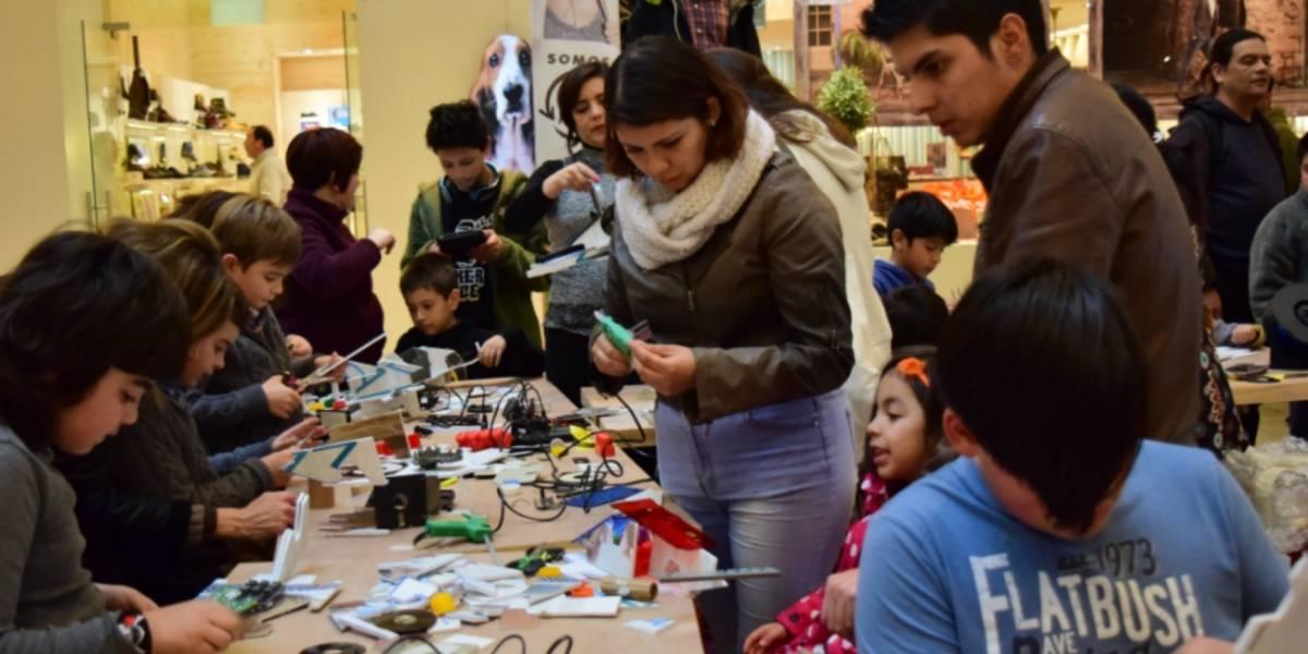 Recoleta recibe a los diseñadores y emprendedores de Chile en el VI encuentro de creadores