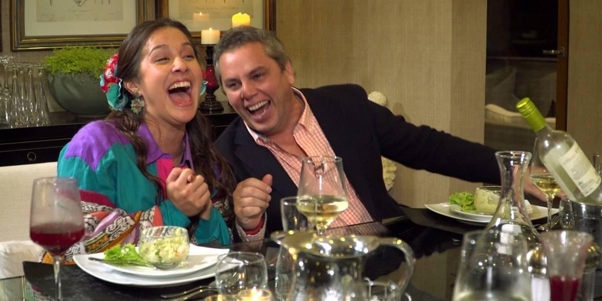 """La contagiosa risa de Viñuela y Denise Rosenthal se tomarán el regreso de """"La divina comida"""""""