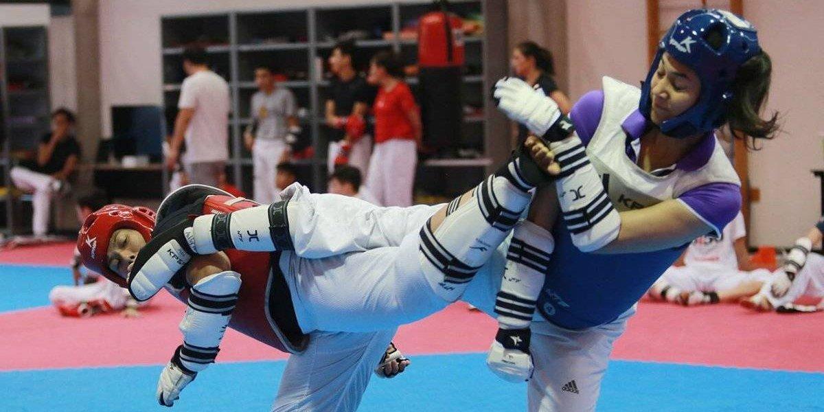 Mexicana Briseida Acosta gana bronce en Grand Prix de Taekwondo