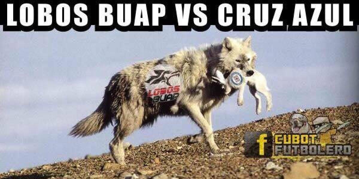 ¡Sin piedad! Los memes se burlan de la goleada que sufrió Cruz Azul ante Lobos