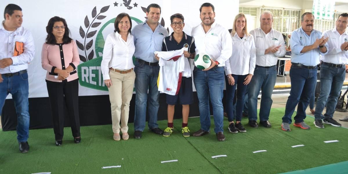 Arranca sexta copa 'Retas por la Paz' en Guadalupe, Nuevo León