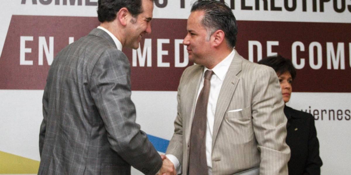 Relación con Santiago Nieto fue estrecha y fructífera: INE
