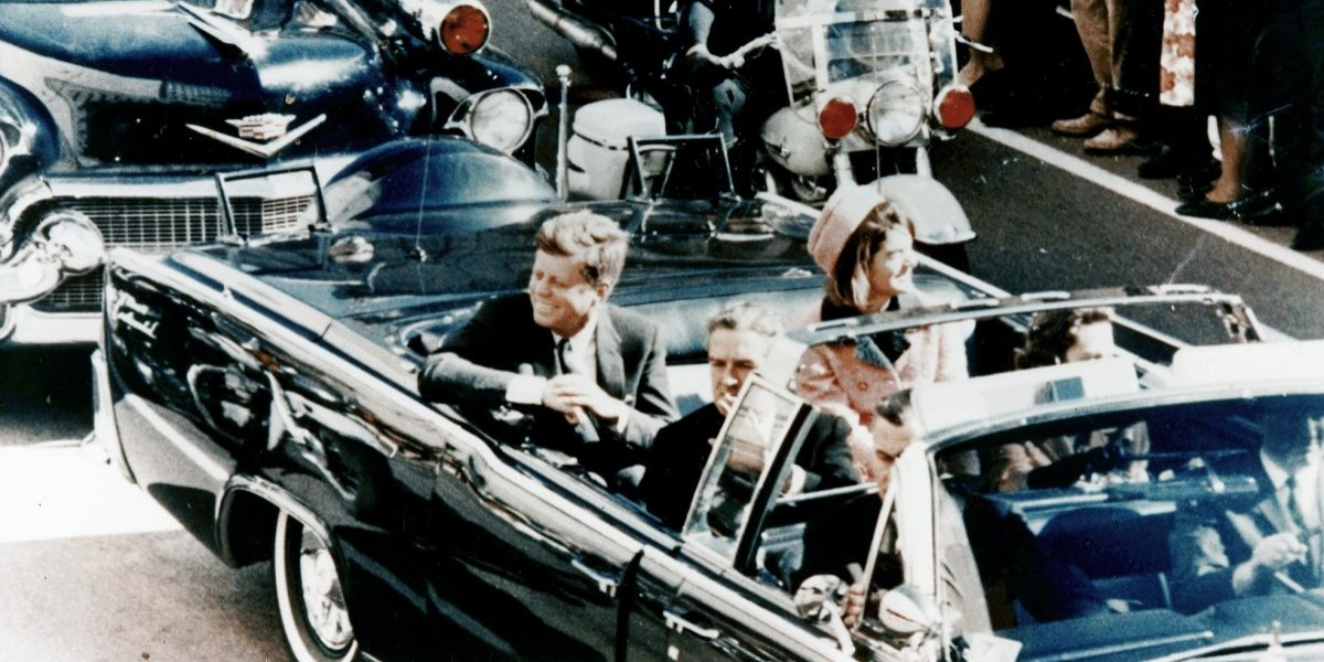 Trump ordena publicar los archivos secretos del asesinato de Kennedy