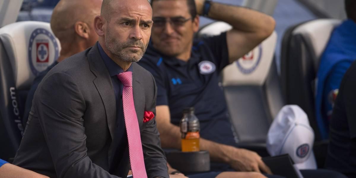 Paco Jémez 'explotó': 'No somos un equipo grande'