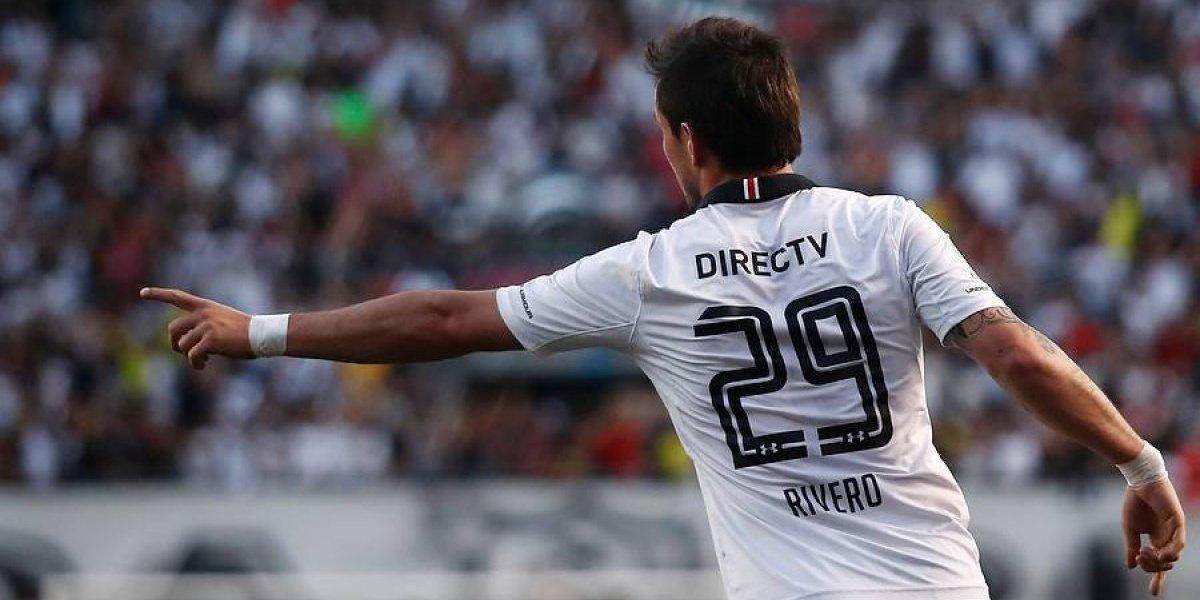 Octavio Rivero salió del congelador y volvió con una asistencia y un gol