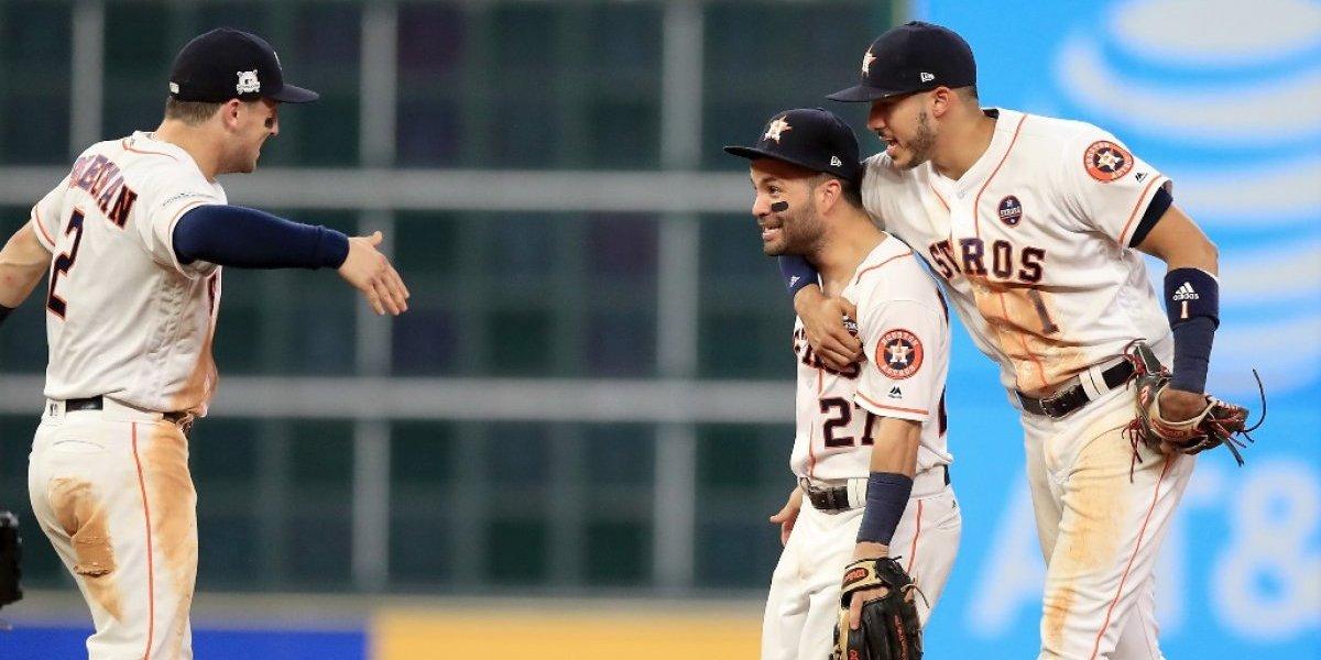 VIDEO.Astros se niegan a ceder antelos Yankees y obligan al séptimo juego