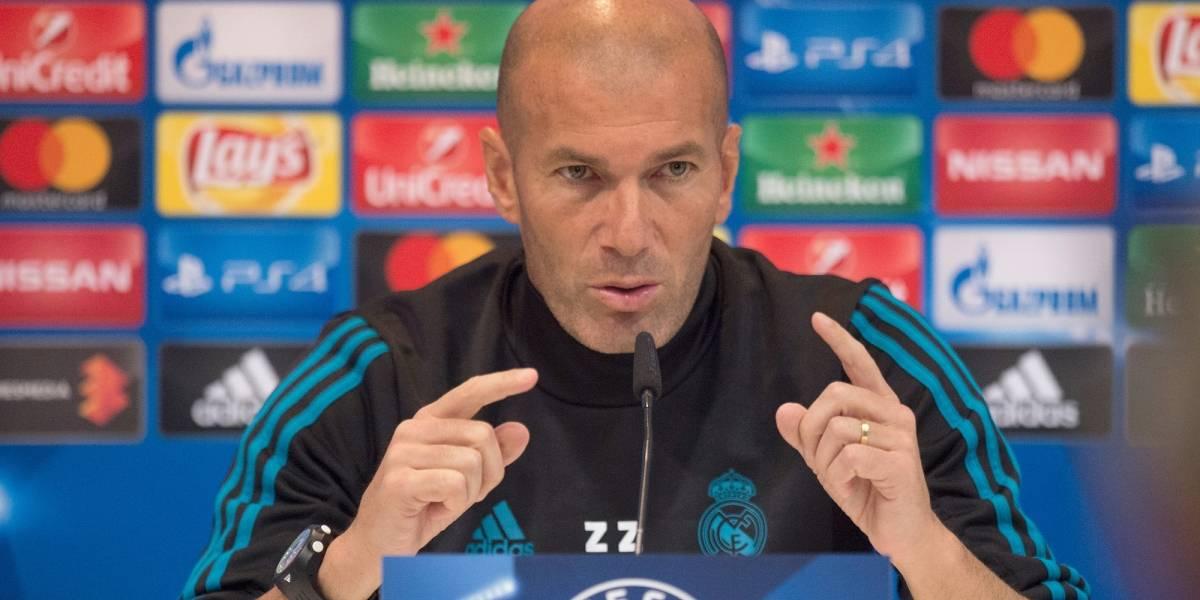 Zidane responde con dureza a las críticas de Lineker sobre Benzema