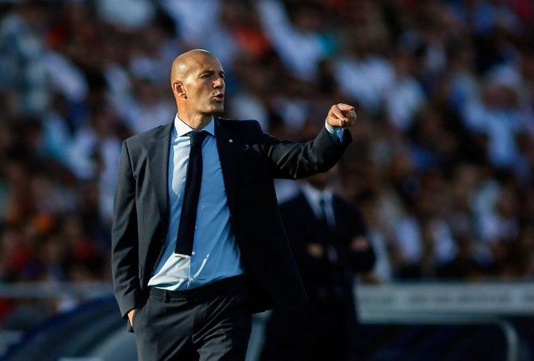 Zidane, el técnico del año FIFA