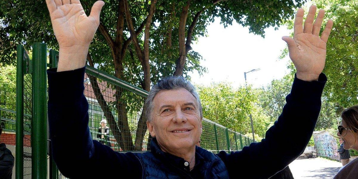 Macri se proyecta como ganador en legislativas de medio término en Argentina