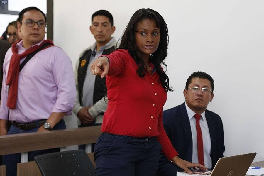 Abogada ibarreña, nueva Fiscal General del Ecuador