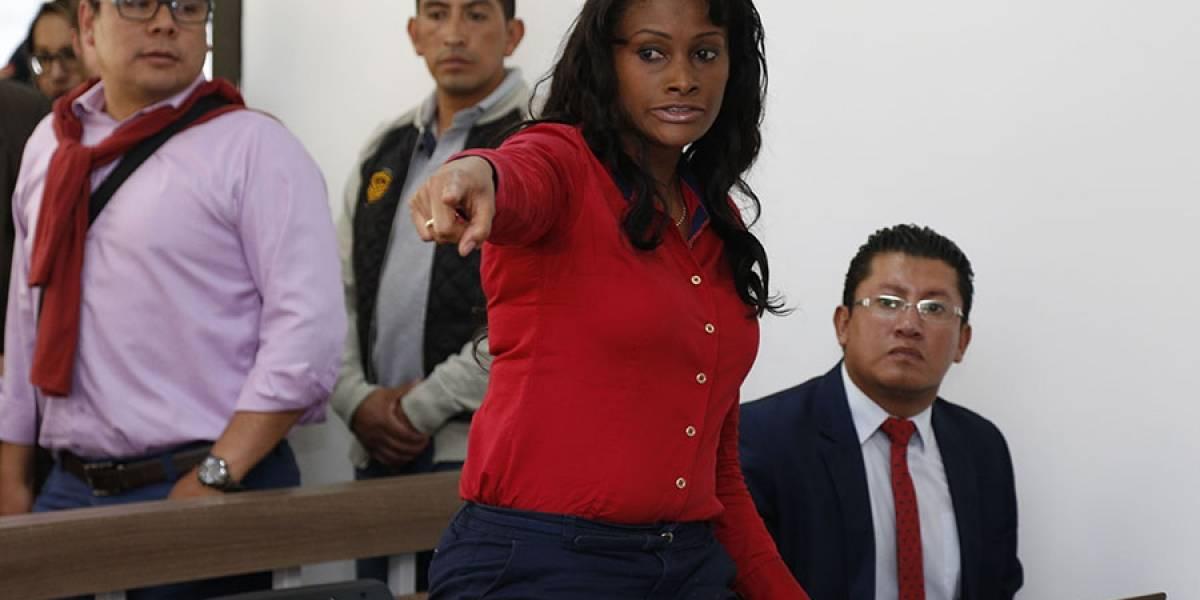 Fiscal Diana Salazar recibe total apoyo del Gobierno ante amenazas