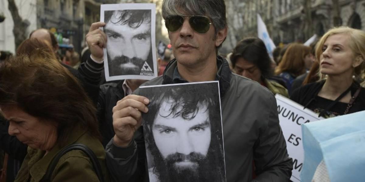 """Caso Santiago Maldonado: gobierno argentino pide no hacer """"especulación política"""" y asegura que """"se está más cerca de la verdad"""""""