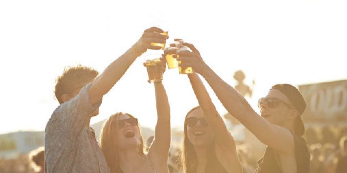 Beber alcohol te ayuda a aprender un idioma extranjero más fácil