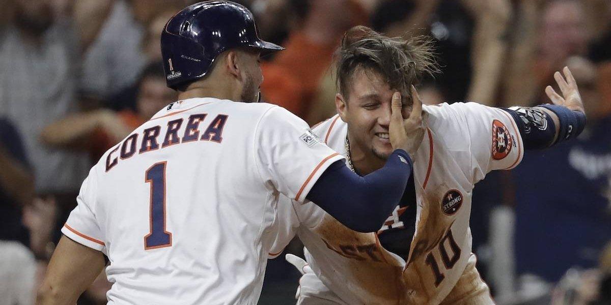 ¡Lista la Serie Mundial! Astros vencen a los Yanquis y van por los Dodgers