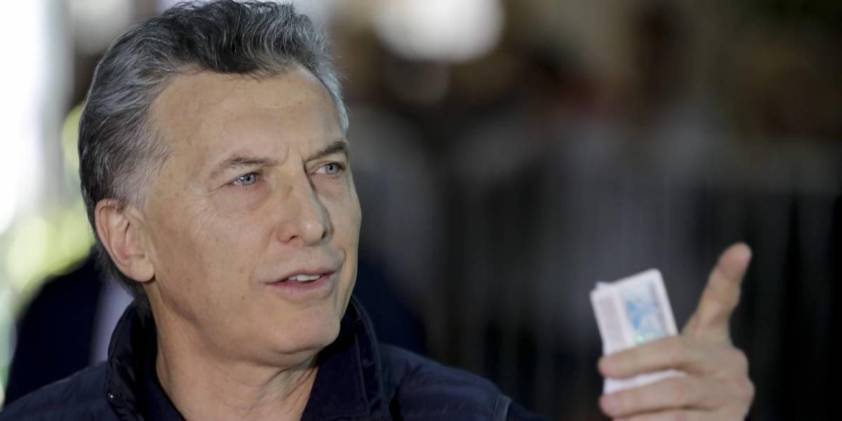 Partido del Presidente de Argentina se perfila como ganador en elecciones legislativas