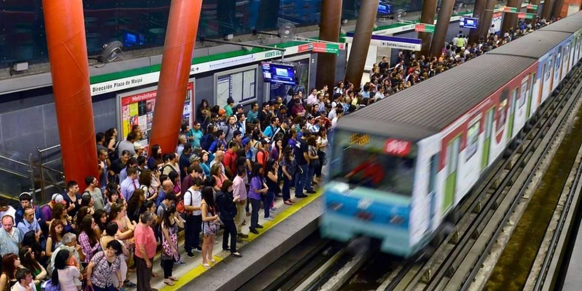 Diputado Silber propone separar vagones del metro para evitar abusos sexuales