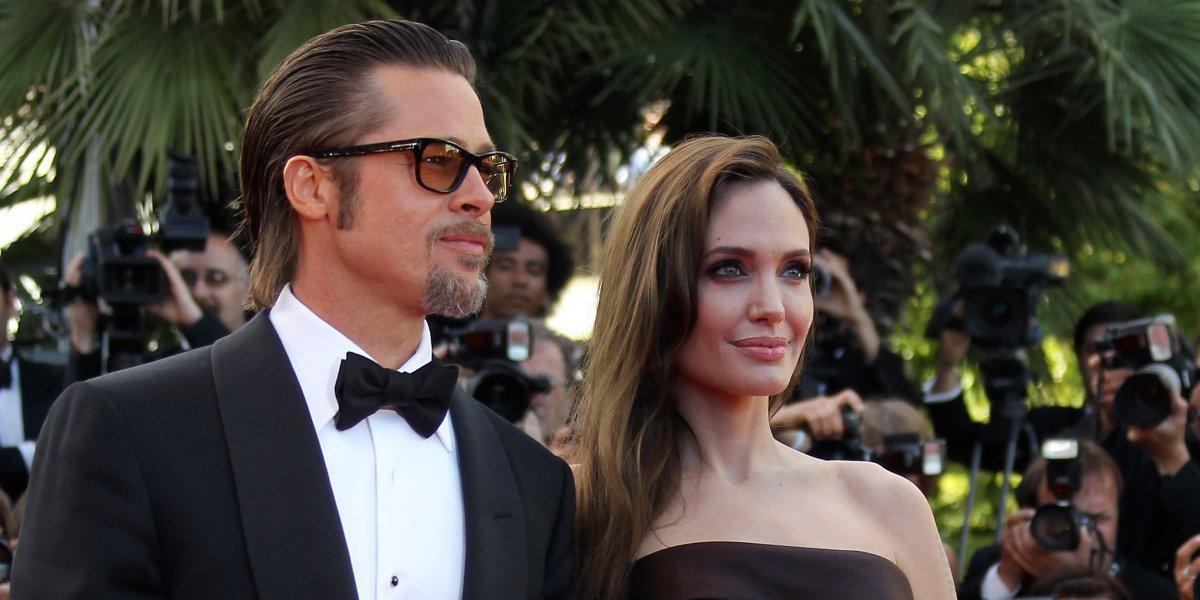 """Brad Pitt estaría saliendo con una joven actriz """"muy parecida"""" a Angelina Jolie"""