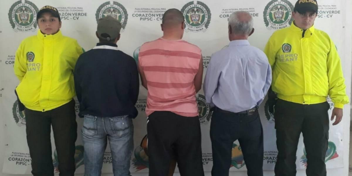 Padre, abuelo y tío señalados de abusar contra niña, en libertad