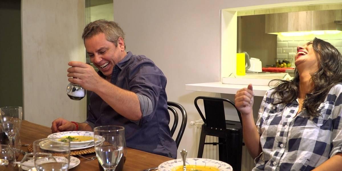 """La risa de Viñuela y Denise Rosenthal encabezan los memes y reacciones del regreso de """"La divina comida"""""""