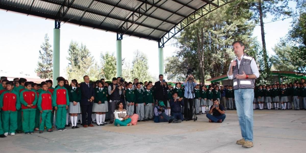 Más de ocho millones de alumnos regresaron a clases tras sismos: SEP