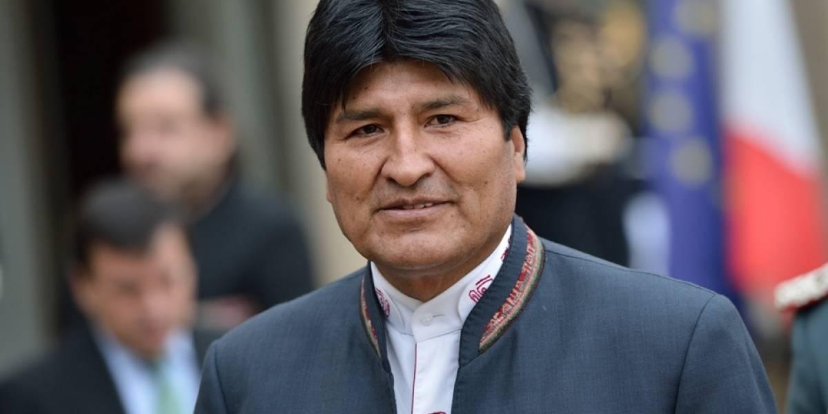 """""""No puede negar que usurpó nuestro territorio"""": Morales conmemora aniversario de Antofagasta con dardos hacia Chile"""
