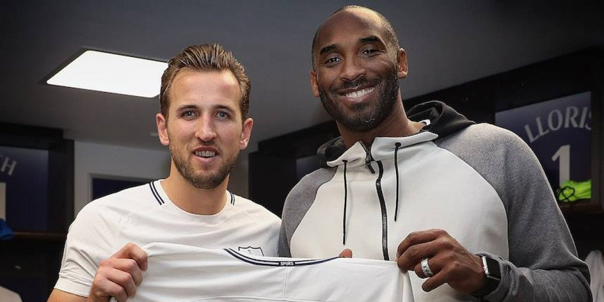 Harry Kane puede llegar al nivel de Messi y Cristiano: Kobe Bryant