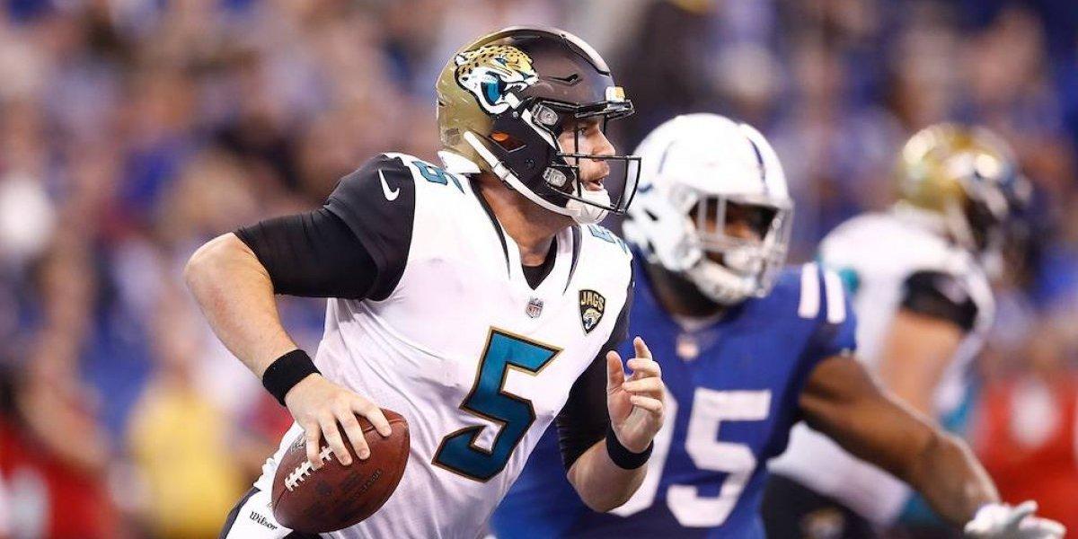Jaguars y Rams propinan palizas a Colts y Cardinals