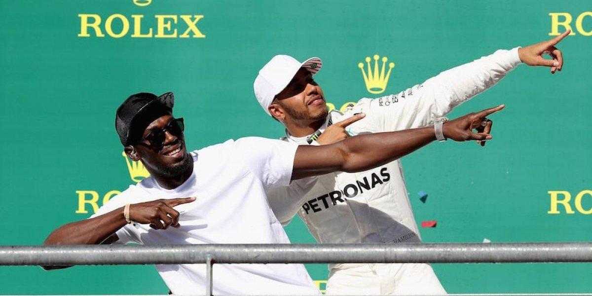 Lewis Hamilton gana en EU y podría coronarse en México