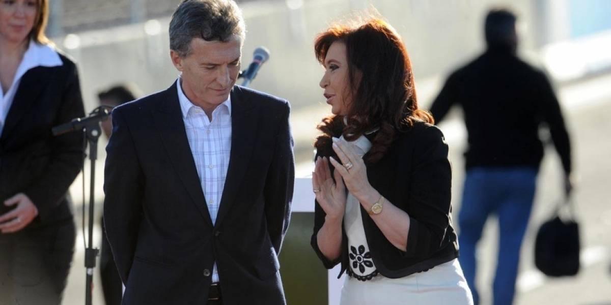Argentina: Macri espera lograr la primera fuerza nacional y superar a Cristina Fernández en las elecciones legislativas