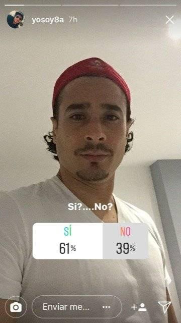 El portero mexicano quiere que sus aficionados le den un punto de vista|INSTAGRAM