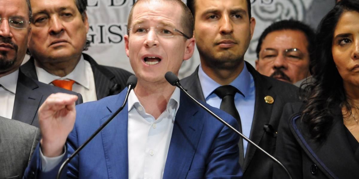 Gobierno quiere nombrar a nuevo titular de Fepade a modo: Anaya