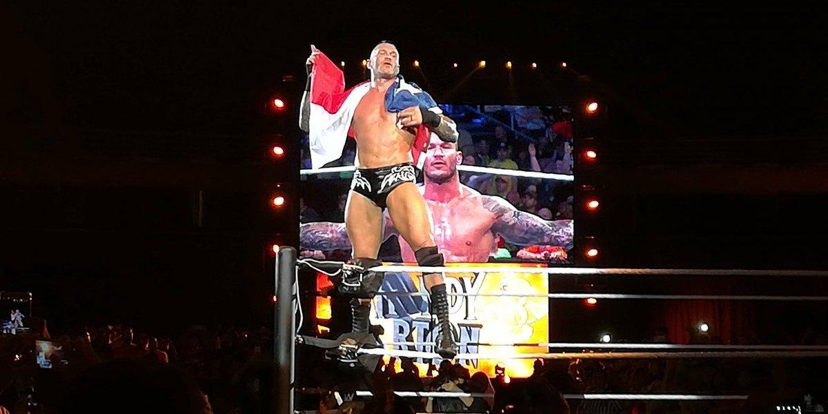 AJ Styles y Randy Orton se robaron el primer show de Smackdown Live en Chile