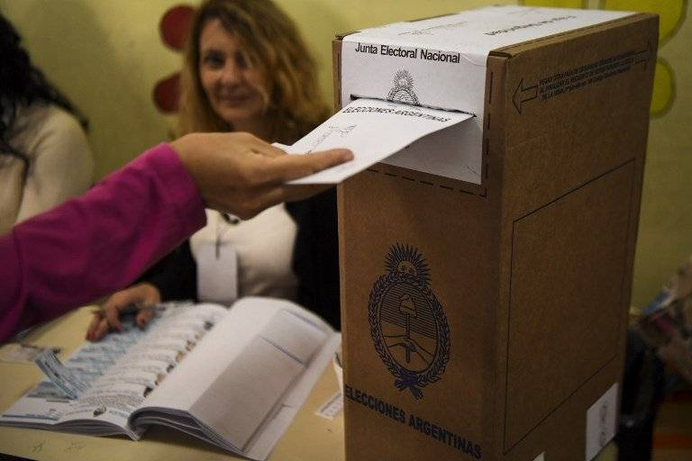 Legislativas en Argentina 2017