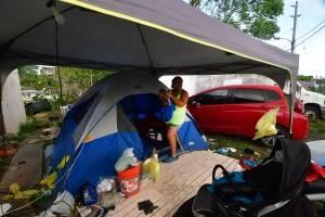 Caseta de acampar