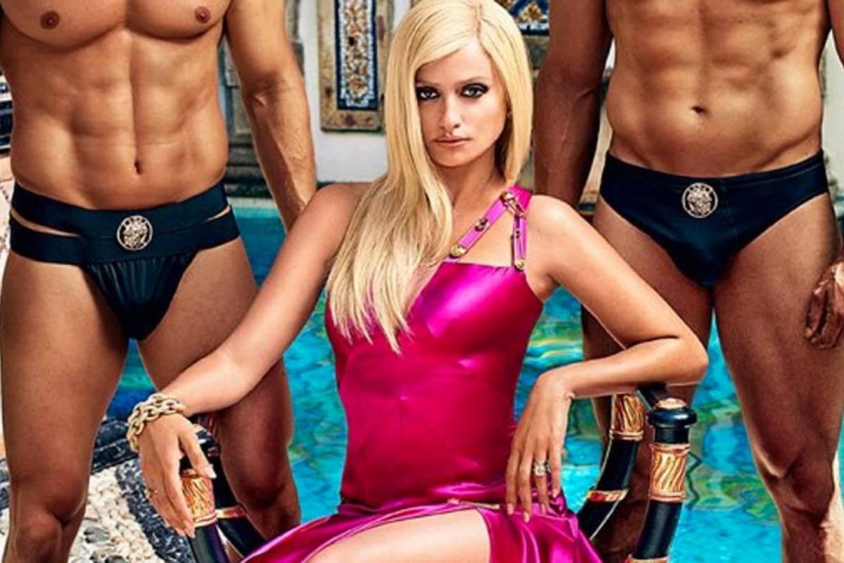 cf54626bc Penelope Cruz como Donatella Versace é destaque em trailer de série | Metro  Jornal