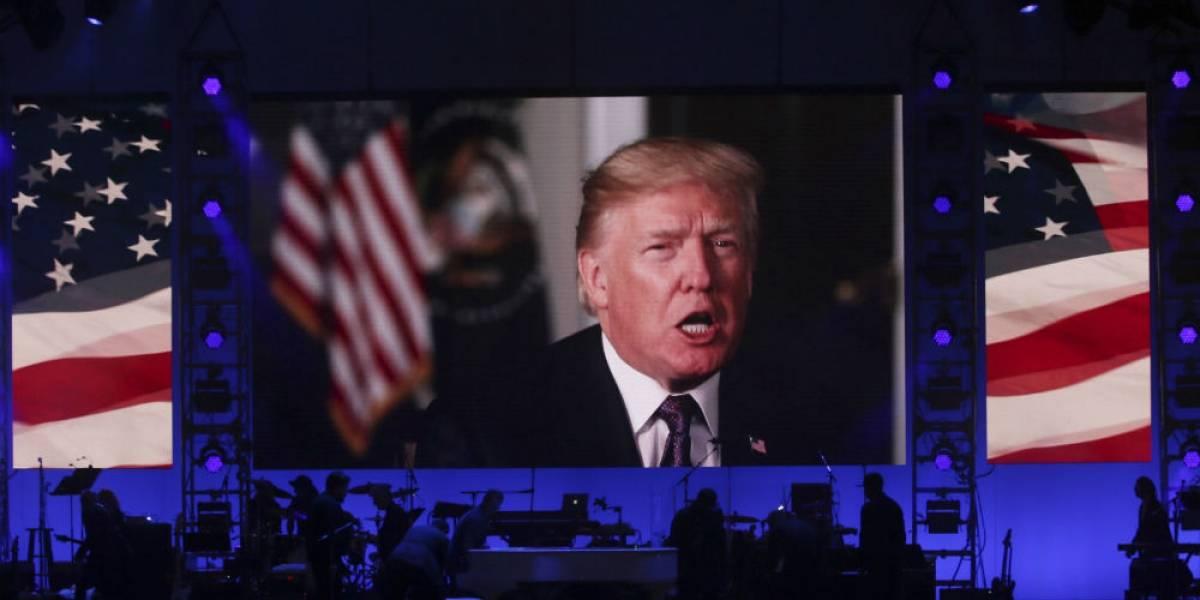 Acuerdan Trump, Jordania y Palestina trabajar paz con Israel