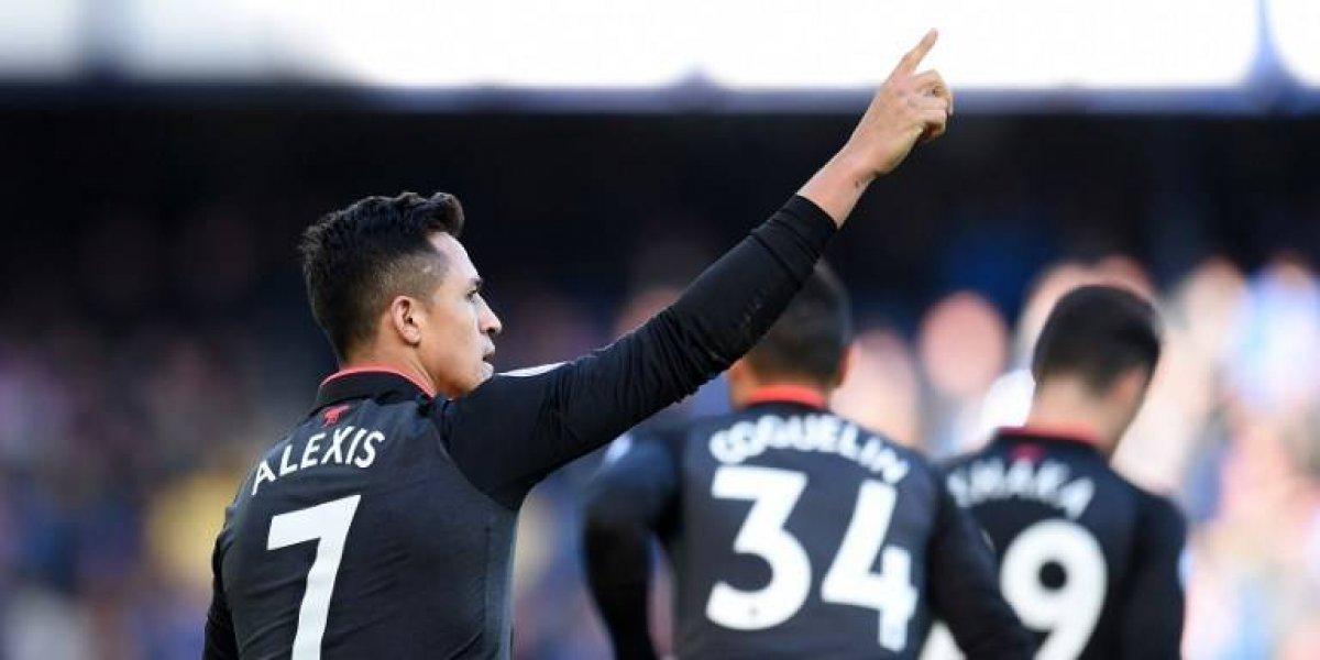 """Volvió la superestrella"": Inglaterra se rinde otra vez a la ""clase"" de Alexis Sánchez"